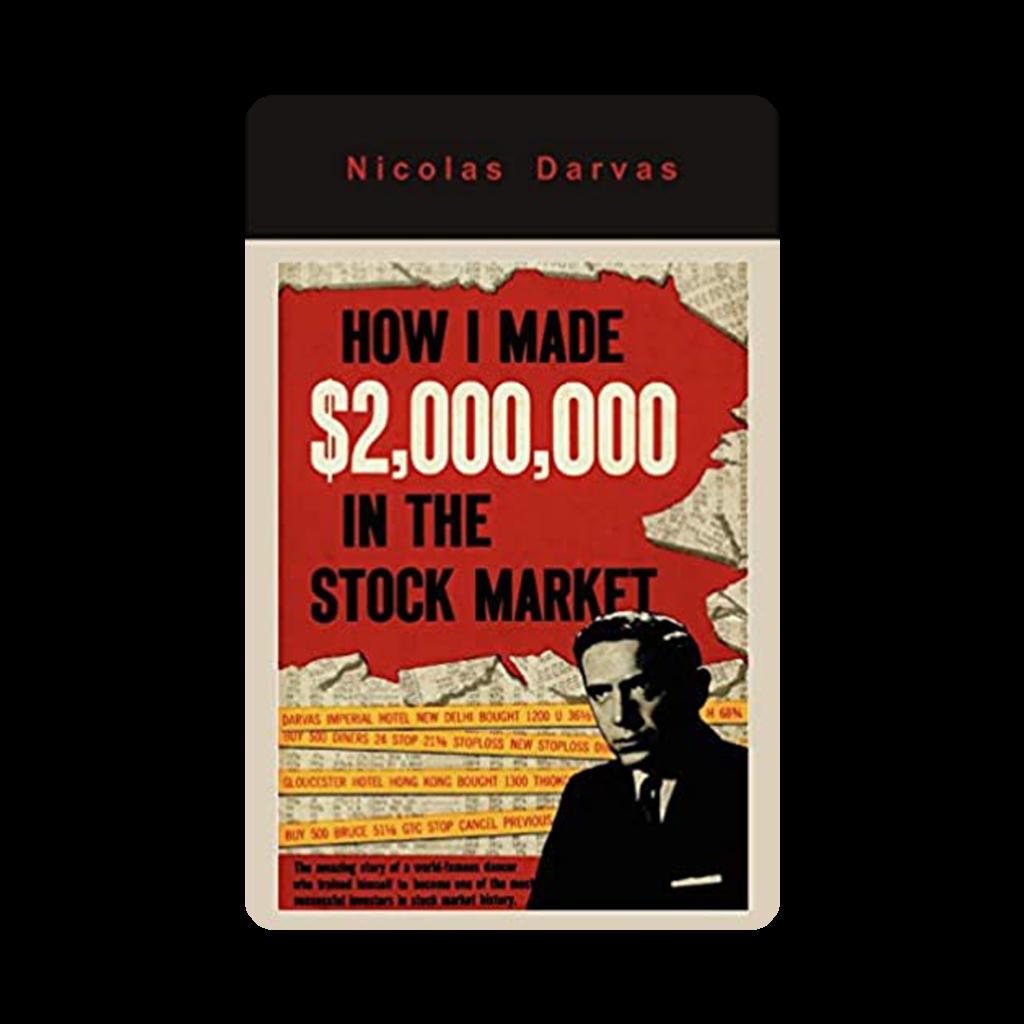 چگونه در بورس دو میلیون دلار بدست آوردم اثر نیکلاس دارواس