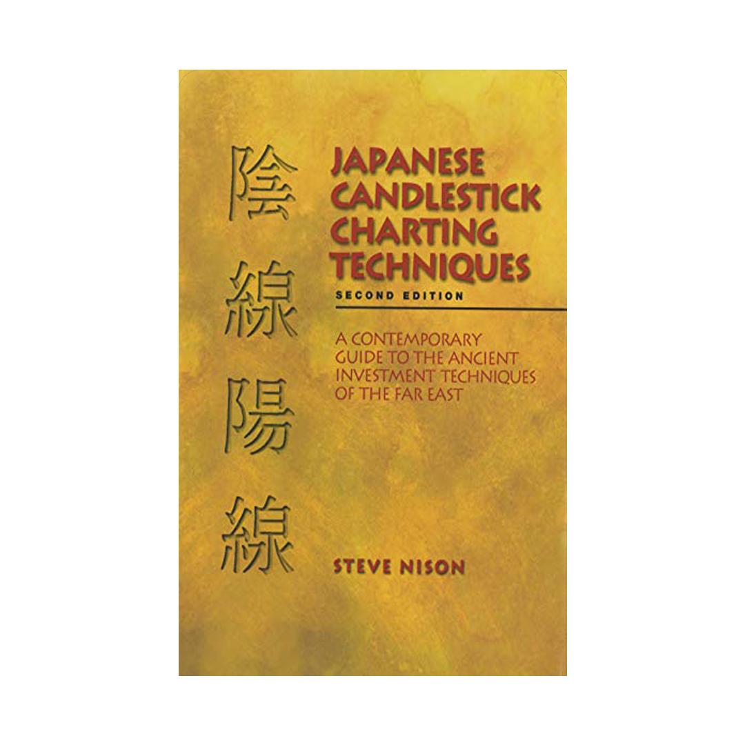 کتاب الگو های شمعی ژاپنی استیو نیسون