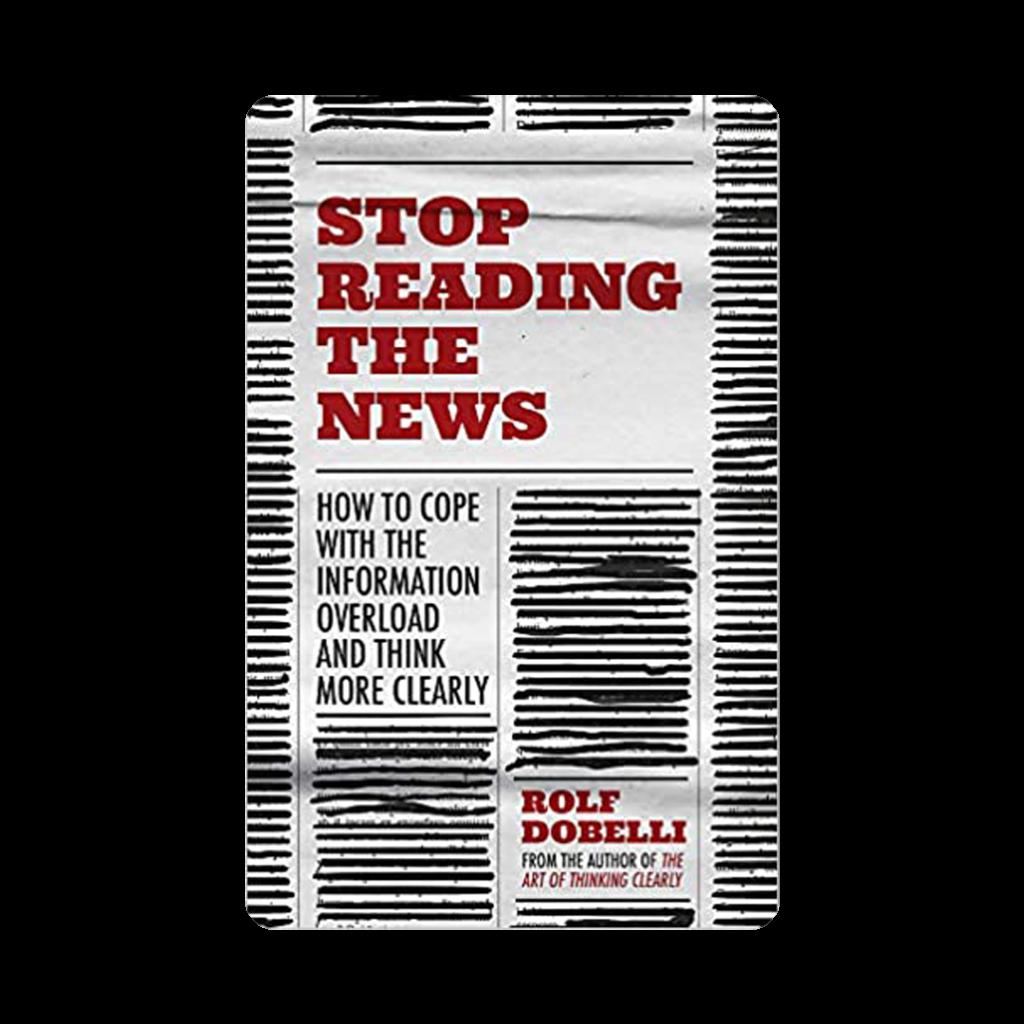 اخبار را دنبال نکنید رولف دوبلی